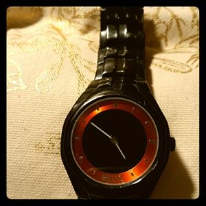 "Relic Mens watch 6"" wrist band."